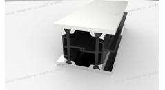 Патент IC теплоизоляционный полоса, PA66 Теплоизоляционные стойки амортизатора