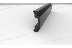 Теплоизоляция Газа, форма C 18 мм Теплоизоляция Strip, Теплоизоляция Полиамид, PA66 GF25 теплоизоляция