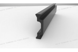 Теплоизоляция Газа, форма C 20 мм Теплоизоляция Strip, Теплоизоляция Полиамид, PA66 GF25 теплоизоляция