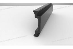 Теплоизоляция Газа, форма C 22мм Теплоизоляция Strip, Теплоизоляция Полиамид, PA66 GF25 теплоизоляция