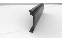 термический барьер материал, форма C 27 мм термический барьер материал, тепловой барьер, алюминиевый профиль, термический барьер из алюминия окна