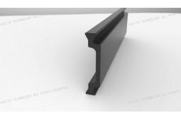Тепловое барьерное профиль полиамида, Форма C 30 мм тепловой барьер, полиамид профиль, тепловой барьер, алюминиевый профиль, алюминиевые окна тепловой барьер