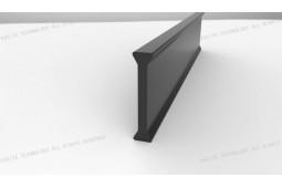 термический барьер профиль, профиль PA66GF25 теплового барьера