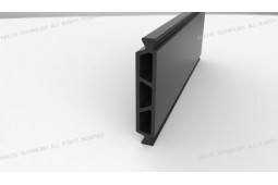 полиамид 6 . 6 25% стекла, теплостойкость профиль полиамид, полиамид профиль для окон и дверей