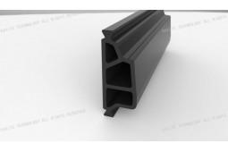 Экструзия теплоизоляция полиамид распорка, теплоизоляция из полиамида стойки, алюминиевые оконные профили, полиамид стойки для оконных профилей из алюминия