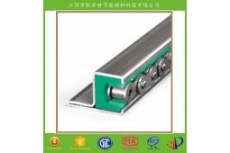 пластиковые цепи руководство, цепные направляющие для роликовых цепей, роликовых направляющих, Chian профиля нейлоновой направляющей цепи, PA66 роликовых направляющих гусеничная цепь<br>