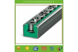 нейлон профиль Направляющая цепи, цепи руководство для автоматической производственной линии, ТИП CKG руководство цепи