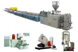 автоматическая линия для экструзии, автоматическая линия для производства тепловых разрывов, нейлон тепловой пробой экструдера машина, PA66 полиамид тепловой пробой полосы экструдер, экструдер машина