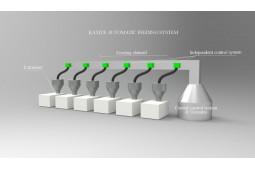 Автоматическая система подачи, автоматическая система подачи для гранул, Система автоматической подачи для экструдеров, Автоматическая подача, Система подачи