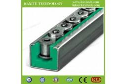 направляющая цепи профиля нейлона, направляющая цепи для автоматической производственной линии, направляющая цепи TYPE CKG