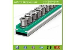 Пластиковая направляющая TYPE CU, направляющая для пластмассовой цепи