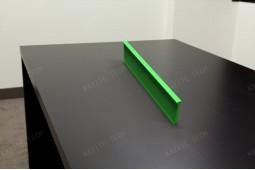 зеленый полиамид, зеленый терморазрыв, цвет окраски полиамида, синий PA66